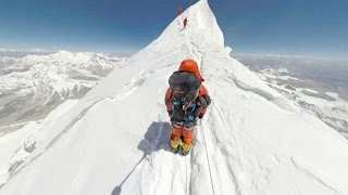 Download 360°: Climbing Mount Everest Video