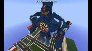 Download Minecraft Pacific Rim Gipsy Danger Video