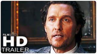 Download THE GENTLEMEN Trailer (2020) Video