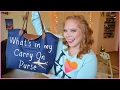 Download What's in my Carry On Purse | Travel Bag Video