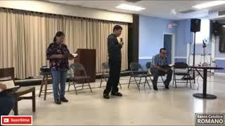 Download Padre Luis Toro vs Pastor Angel Regañado Debate importante (Parte 1) Video