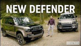 Download Richard Hammond reveals the new Land Rover Defender Video