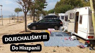 Download HURA !!! Dojechaliśmy do Hiszpanii !!! (Vlog #194) Video