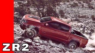 Download 2017 Chevrolet Colorado ZR2 Video