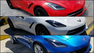 Download What Color Corvette Should You Buy?? Video