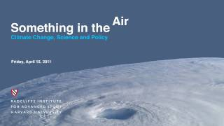 Download ″Solar Geoengineering as a Tool to Manage Climate Risks″ Video