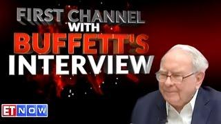 Download Warren Buffett: India's Potential Is Incredible | Mega ET NOW Exclusive Video