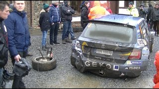 Download BEST of RALLY 2017 #2 (crashes, mistakes and SHOW) by TGG Rallye Video