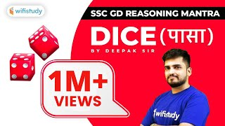 Download 8:00 PM - SSC GD 2018 | Reasoning by Deepak Sir | Dice Video