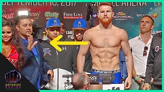 Download Did Canelo Alvarez cheat in the Weigh In? #CaneloGGG2 Video