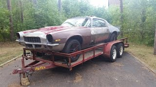 Download Camaro Restoration Gone Wrong! Learn From My Mistakes! Video