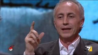 Download L'intervista a Marco Travaglio sulla riforma costituzionale e la scomparsa di Gianroberto Casaleggio Video