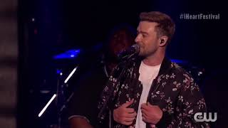Download Justin Timberlake and Shawn Mendes duet at iHeart Radio Music Festival Video