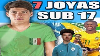 Download LAS 7 PROMESAS DEL MUNDIAL SUB 17 DE LA INDIA ● LAINEZ ► Takefusa ► Vinicius Jr ► 2017 Video