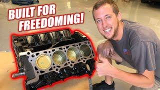 Download Introducing/Firing Up Neighbor's New 1200+ Horsepower Engine... IT'S BEAUTIFUL! Video