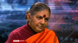 Download A Billion Go Hungry Because of GMO Farming: Vandana Shiva Video