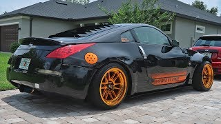 Download My 350Z is better than TJ Hunt's and here's why Video