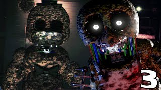 Download IGNITED GOLDEN FREDDY ATTACKS! || The Joy of Creation: Story Mode (Five Nights at Freddys) Video