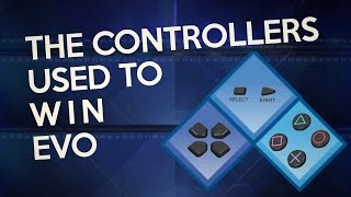 Download Analysis: The Controllers Used to Win Evo Video