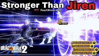 Download The STRONGEST Earthling! The Power To ONESHOT Jiren! Dragon Ball Xenoverse 2 Video