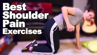 Download Shoulder Pain Top 3 Exercises - Ask Doctor Jo Video