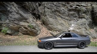 Download FRIDAY GTR CRUISE to the RACETRACK Video