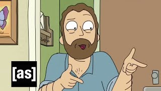 Download Uncle Steve | Rick and Morty | Adult Swim Video