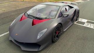 Download Lamborghini Sesto Elemento | Behind the scenes | Top Gear Series 20 Video