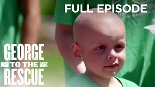 Download Outdoor Renovation for Boy Battling Cancer   George to the Rescue Video