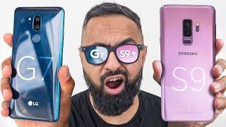 Download LG G7 ThinQ vs Samsung Galaxy S9 Plus Video