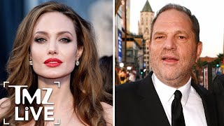 Download Angelina Jolie: Harvey Weinstein Came On To Me | TMZ Live Video