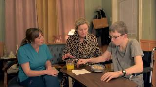 Download The 7 Stages of Dementia (a short film directed by Kenn Crawford) Video