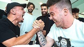 Download FaZe Clan Arm Wrestling Challenge Video
