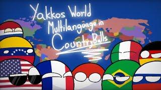 Download Yakko's World Multi-Language But in Countryballs Video