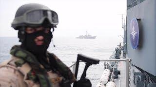 Download Sea Shield 2018 Νηοψία Ισπανών στη Ρουμάνικη φρεγάτα Video