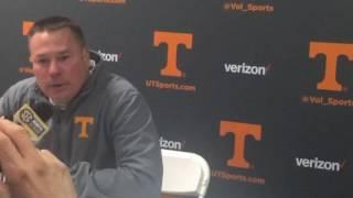 Download Butch Jones on loss to Vanderbilt Video
