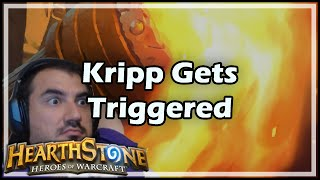 Download [Hearthstone] Kripp Gets Triggered Video