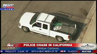 Download WATCH: VERY DANGEROUS Police Chase in California (FNN) Video