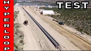 Download Full Scale Demo of Elon Musk's Hyperloop Video