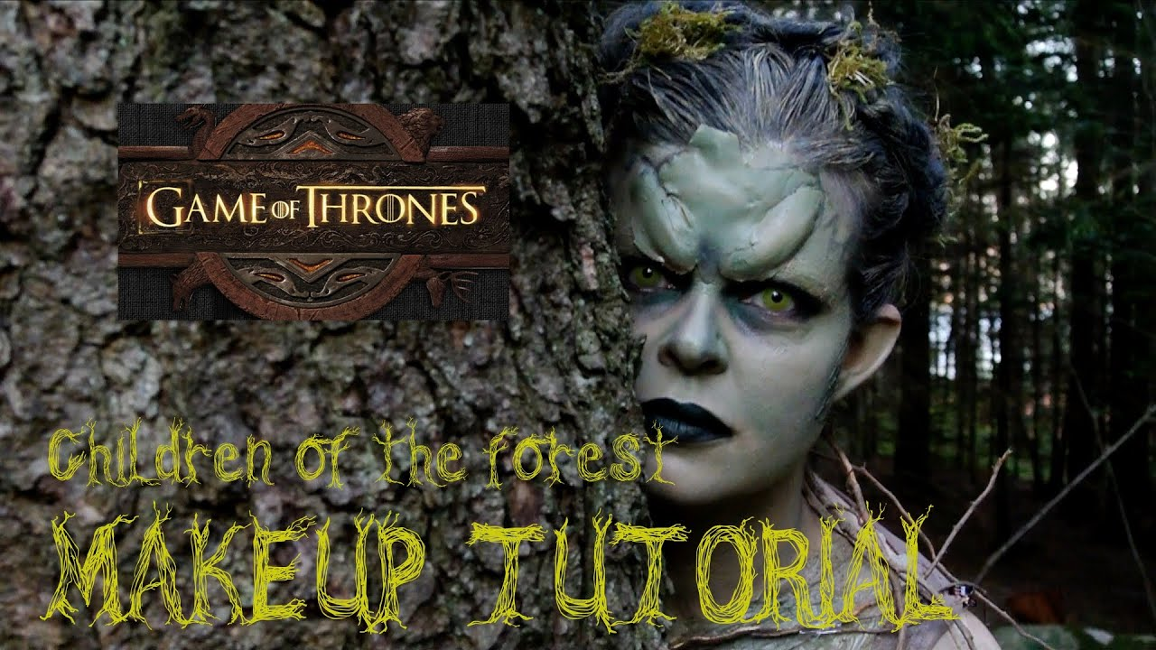 Stream the children of the forest makeup tutorial leaf from the children of the forest makeup tutorial leaf from game of thrones baditri Images