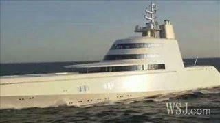 Download Inside a Russian Billionaire's $300 Million Yacht Video
