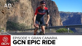 Download GCN's Epic Rides | Ep.1 Gran Canaria Video