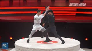 Download Will Gong Shou Dao, an innovated form of Tai Chi, become Olympic program? Video