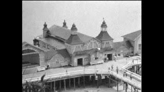 Download An der Seebrücke in Sellin auf Rügen 1965 Video