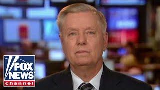Download Graham hits back at Feinstein's Kavanaugh probe threat Video