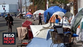 Download In LA, poverty on Skid Row defies US' humane reputation Video