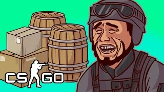 Download SMOKE WEED EVERYDAY GUY - Counter-Strike GO Highlights Video
