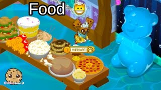 Download Animal Jam Giant Gummy Bear, Food & Lemonade - Cookieswirlc Game Play Video Video