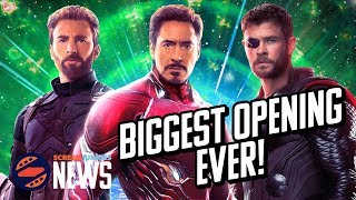 Download Avengers: Infinity War Destroys Box Office Records - Charting with Dan! Video