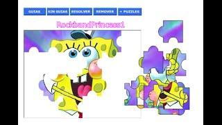 Download Spongebob Puzzle Games Online Video